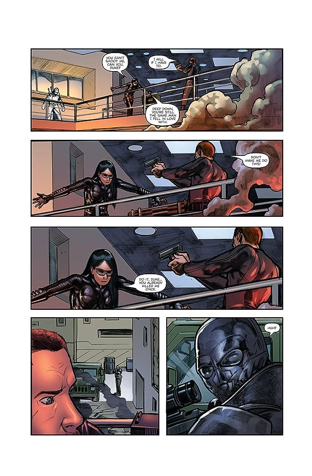G.I. Joe: The Rise of Cobra #3: Official Movie Adaptation