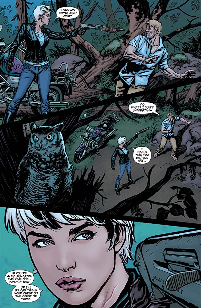 click for super-sized previews of Swamp Thing (2011-2015) #3