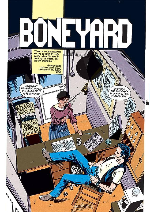 John Byrne's Next Men #4