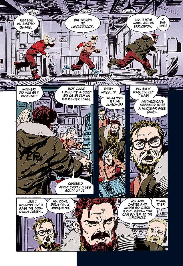 click for super-sized previews of John Byrne's Next Men #6