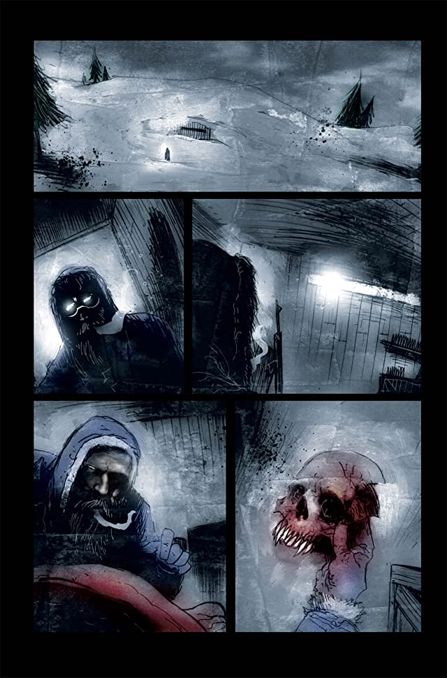 click for super-sized previews of 30 Days of Night: Return to Barrow #1