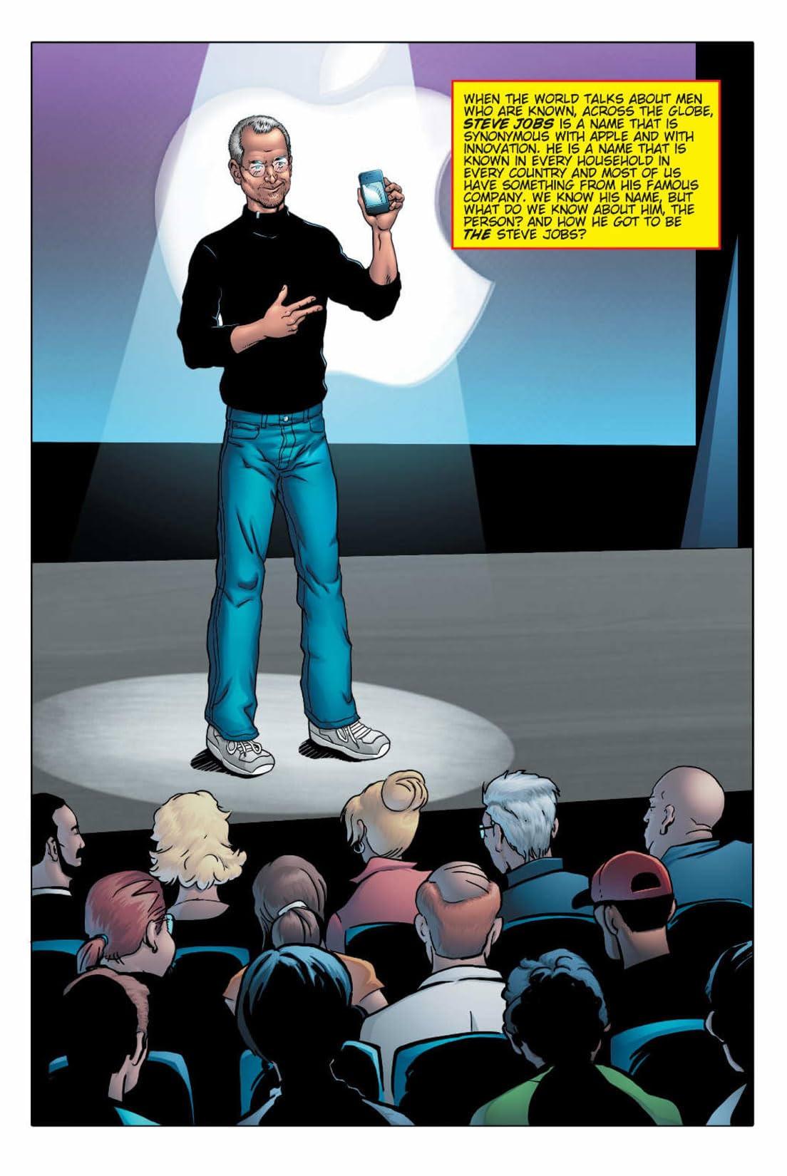 Steve Jobs: Co-Founder of Apple
