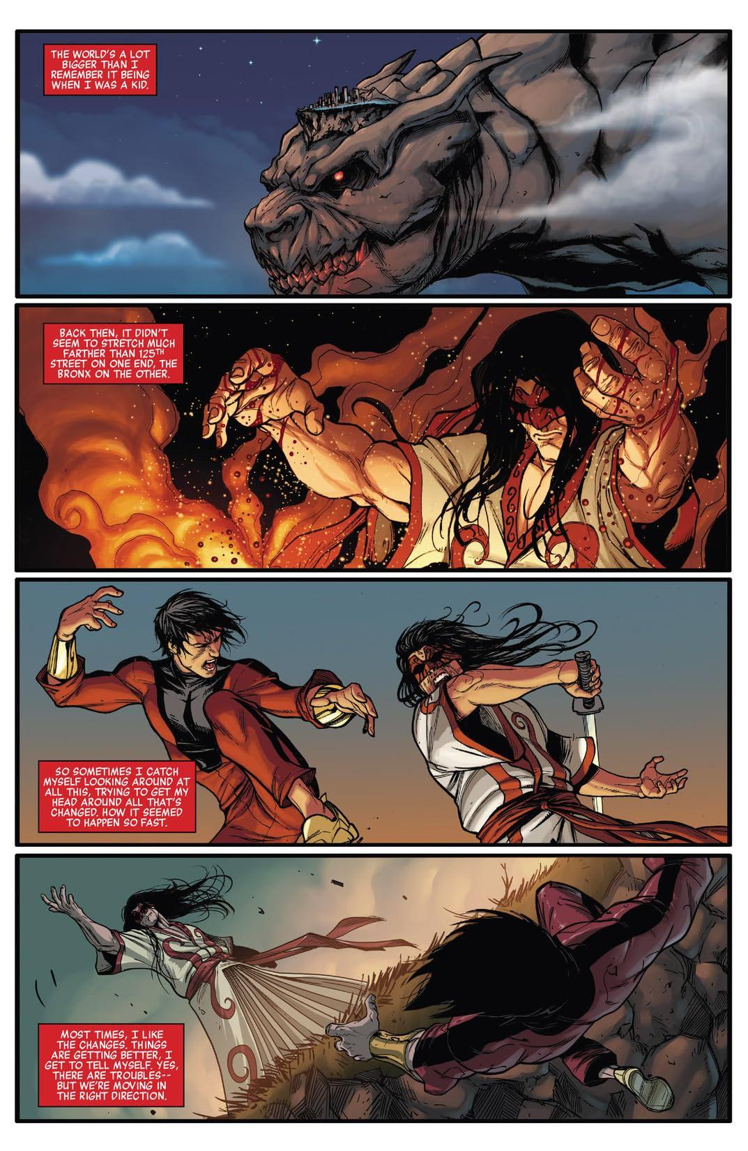 Avengers World (2014-2015) #7