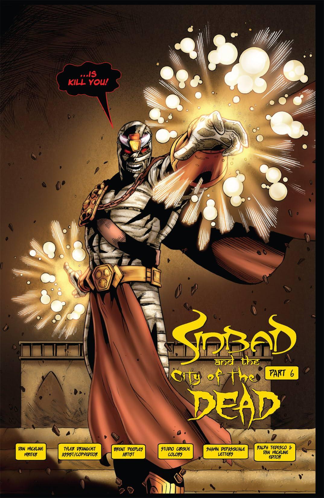 Sinbad #13