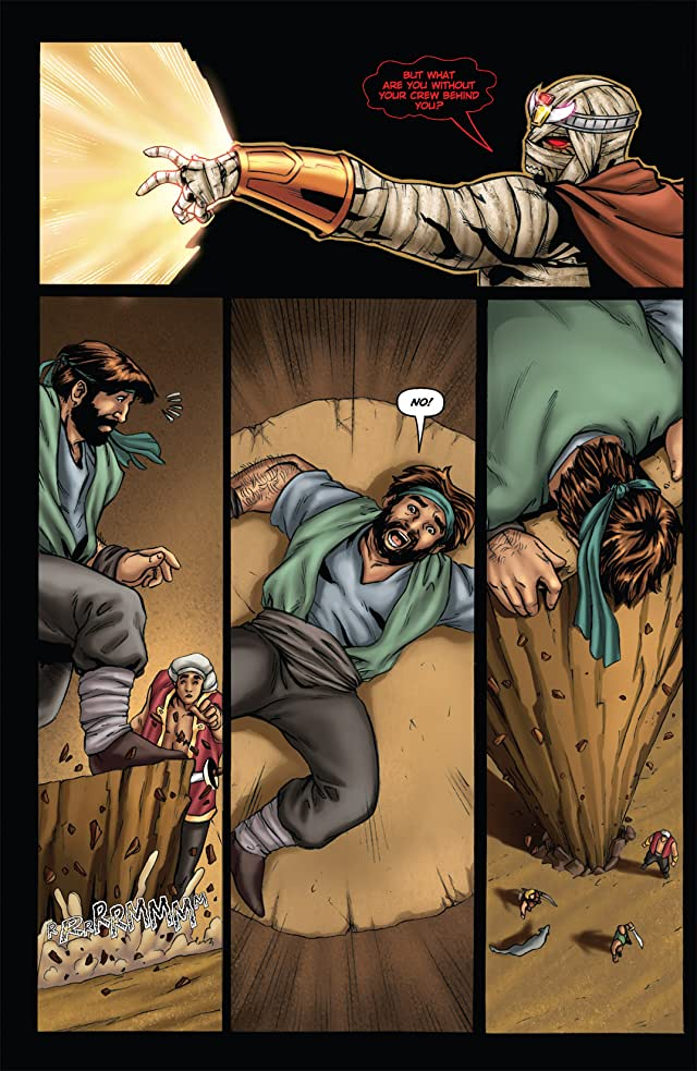 click for super-sized previews of Sinbad #13