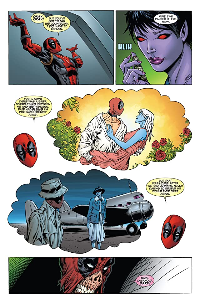 click for super-sized previews of Deadpool Corps #12