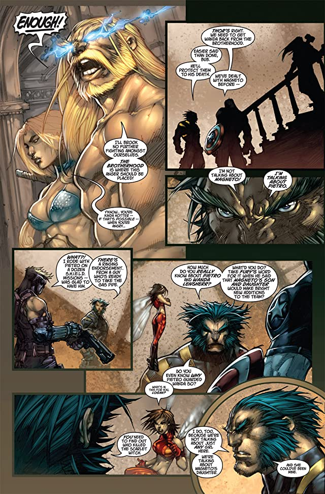 click for super-sized previews of Ultimates 3 #3