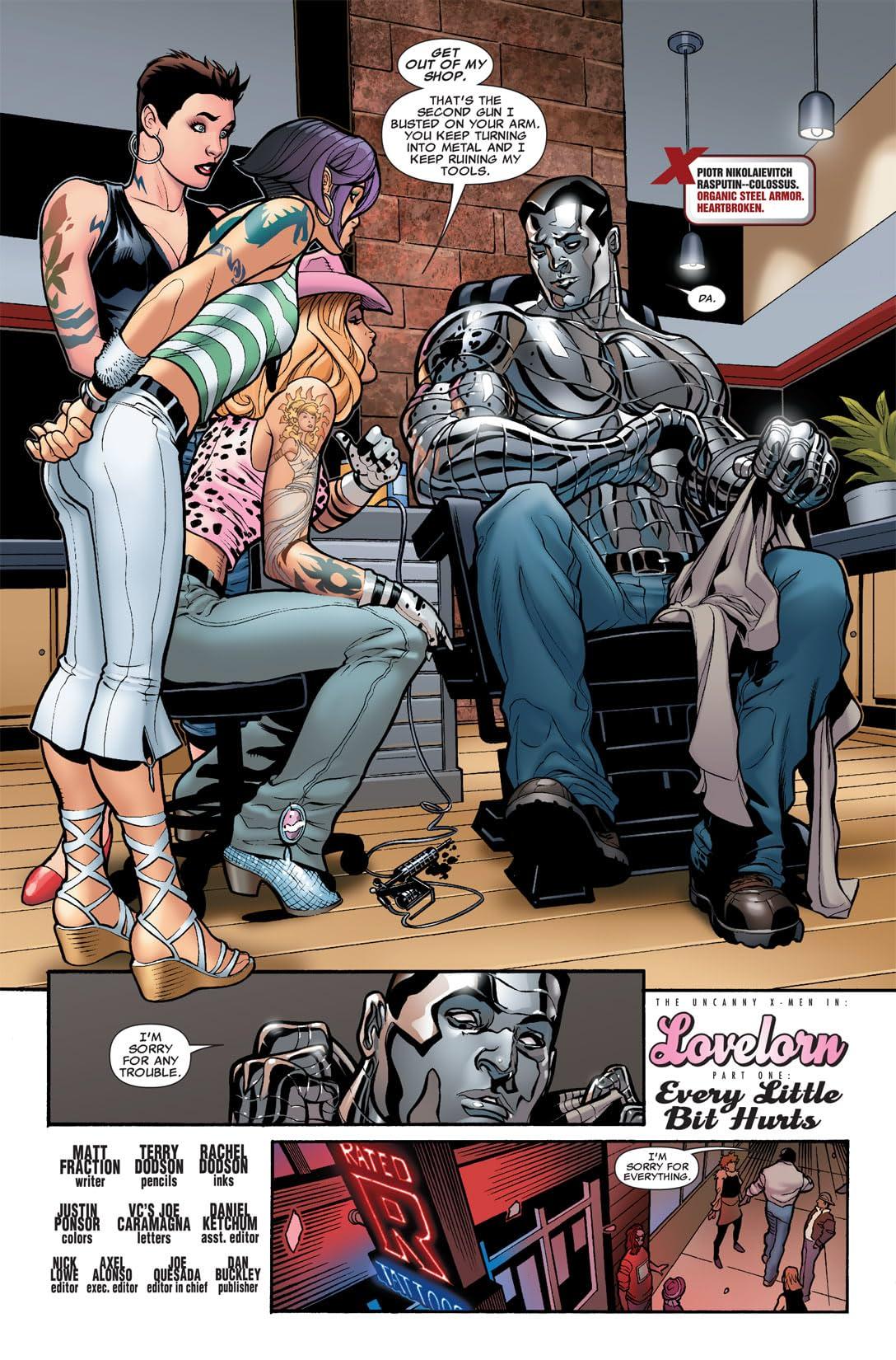 Uncanny X-Men (1963-2011) #504