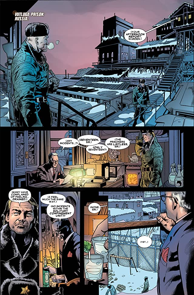 click for super-sized previews of Wolverine: Origins #37