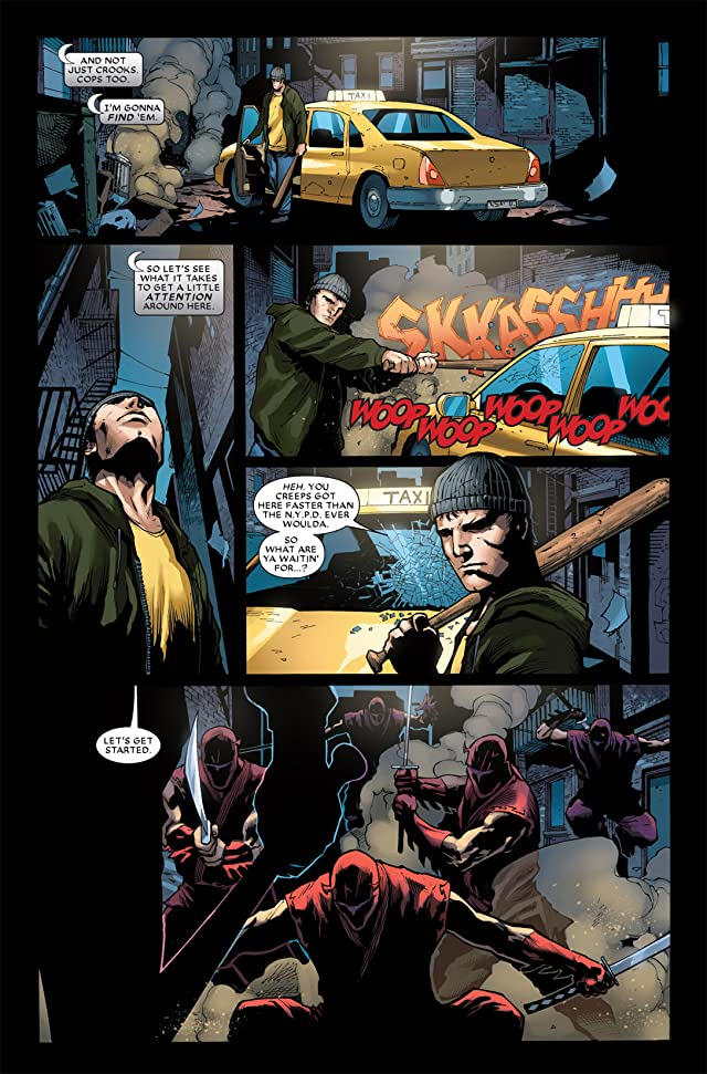 click for super-sized previews of Shadowland #2