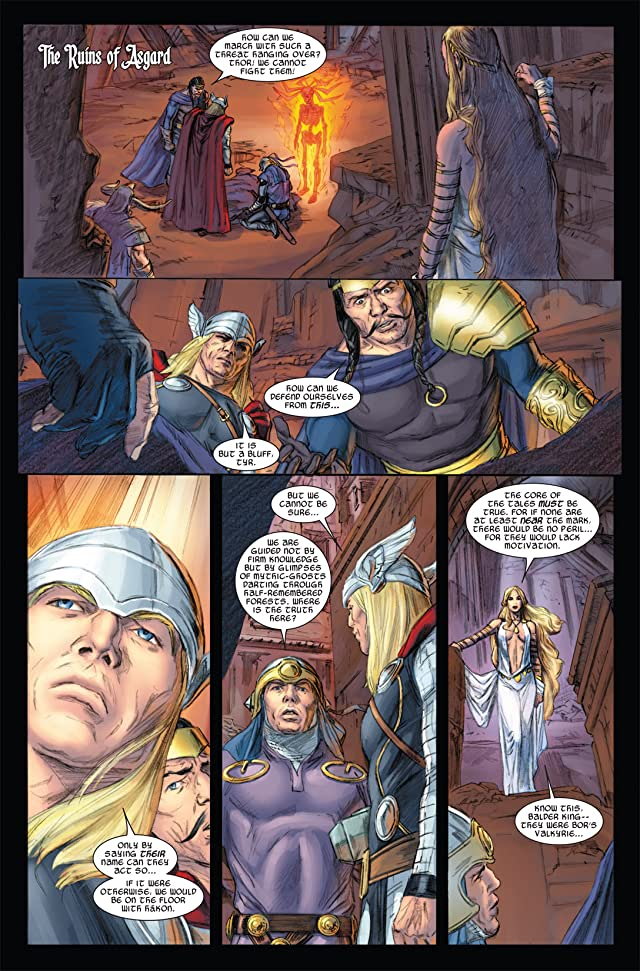 click for super-sized previews of Thor (2007-2011) #612