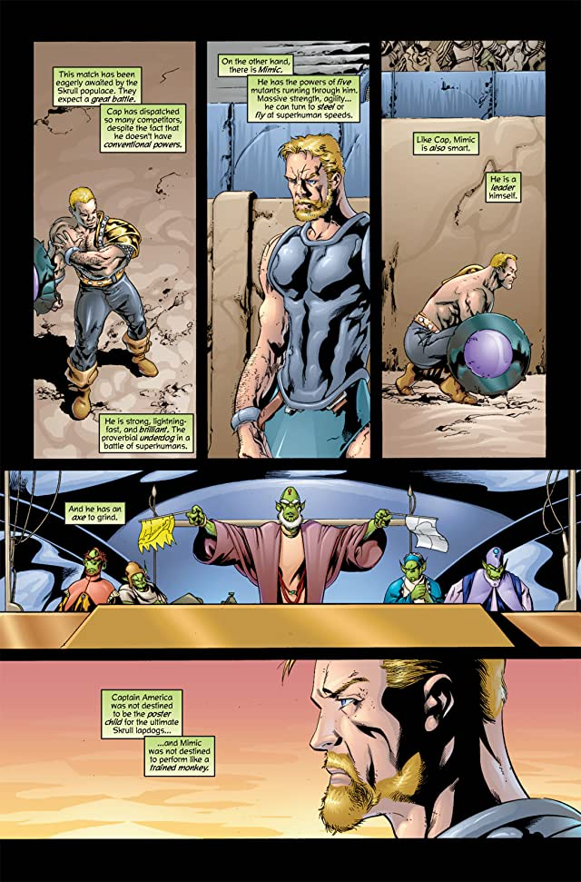 click for super-sized previews of Exiles (2001-2008) #9