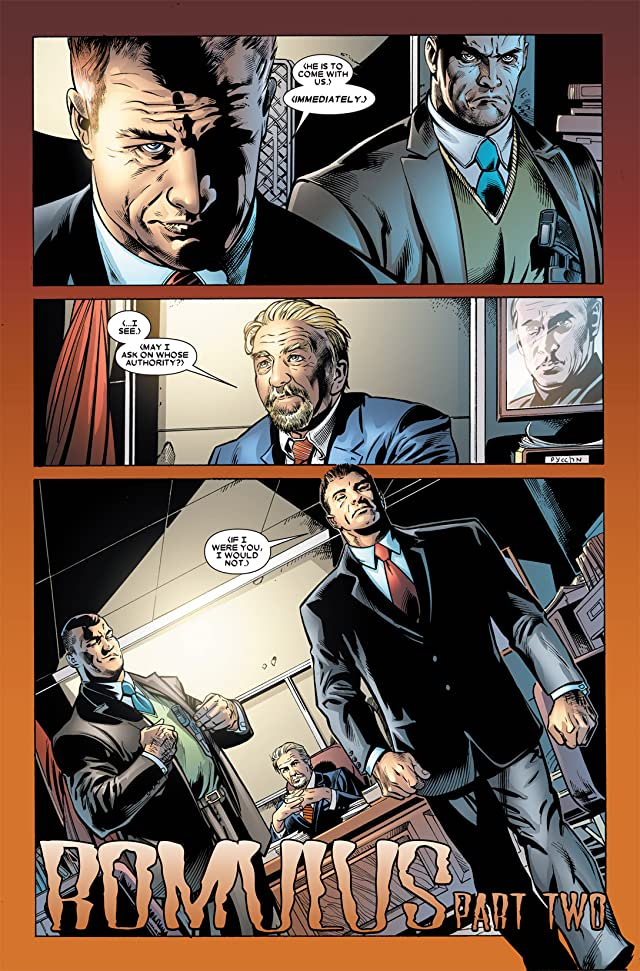 Wolverine: Origins #38