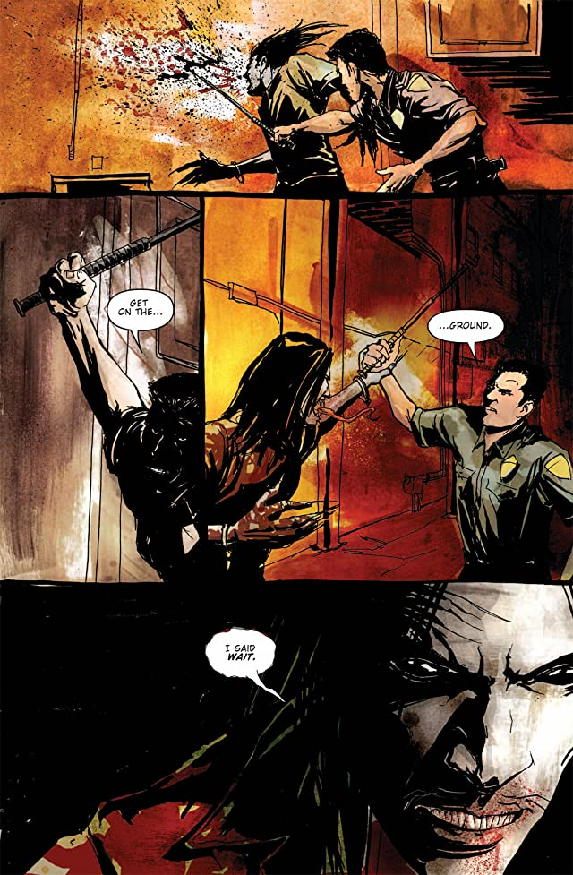 click for super-sized previews of 30 Days of Night: Bloodsucker Tales #2