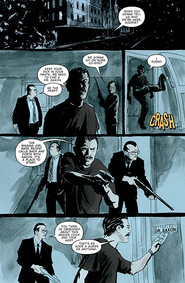 click for super-sized previews of 30 Days of Night: Bloodsucker Tales #6