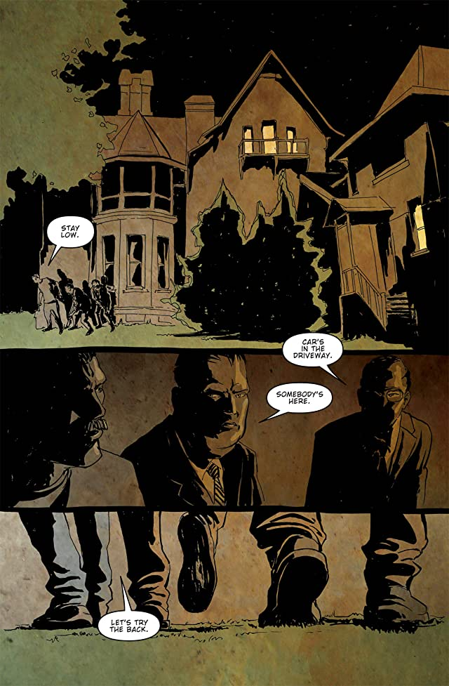 click for super-sized previews of 30 Days of Night: Bloodsucker Tales #7