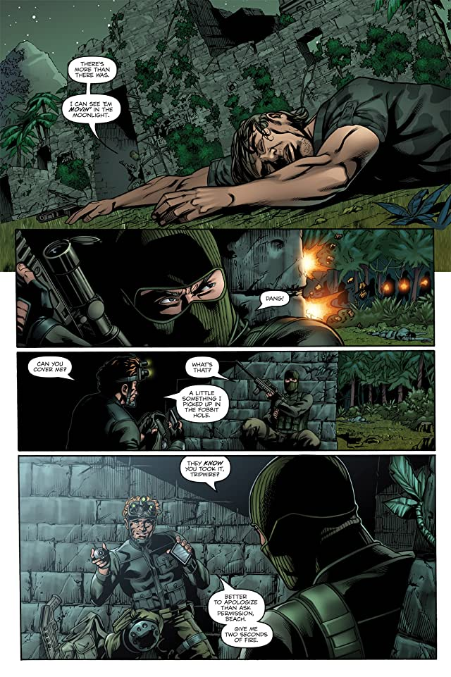 click for super-sized previews of G.I. Joe #13