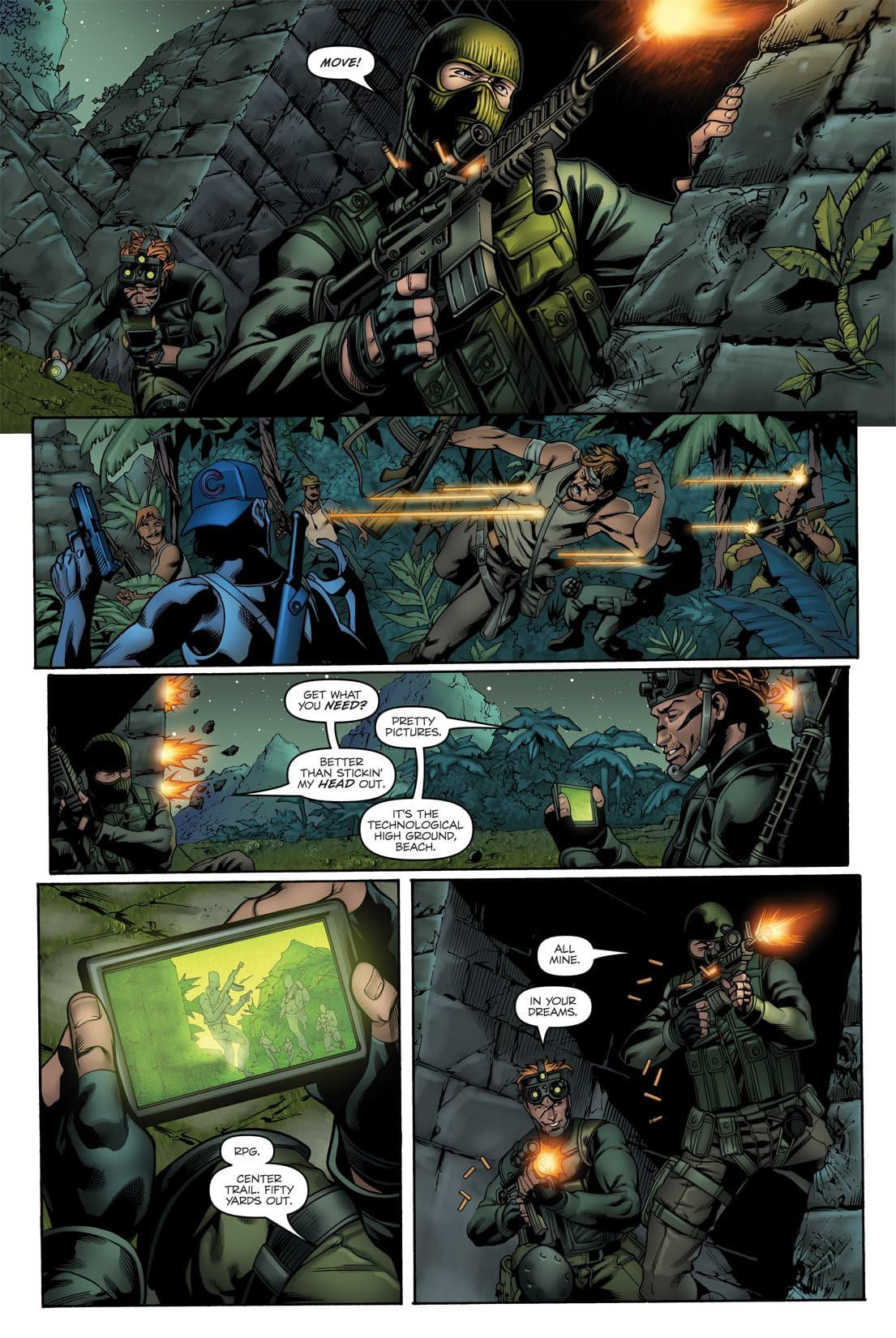G.I. Joe #13