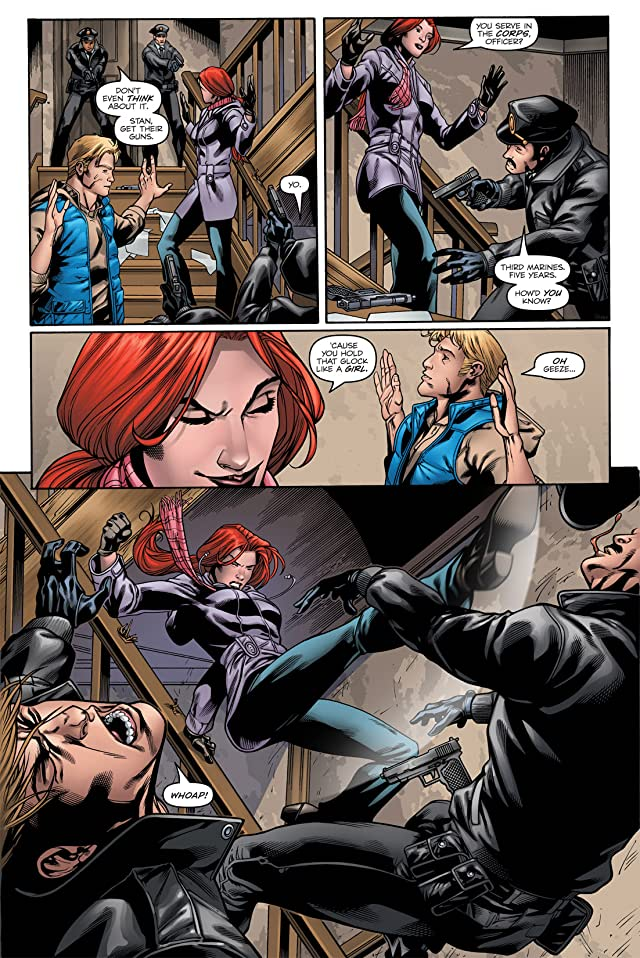 click for super-sized previews of G.I. Joe #15