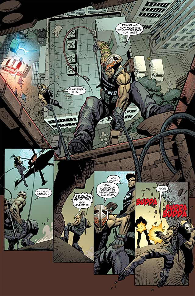 click for super-sized previews of Army of Two #2