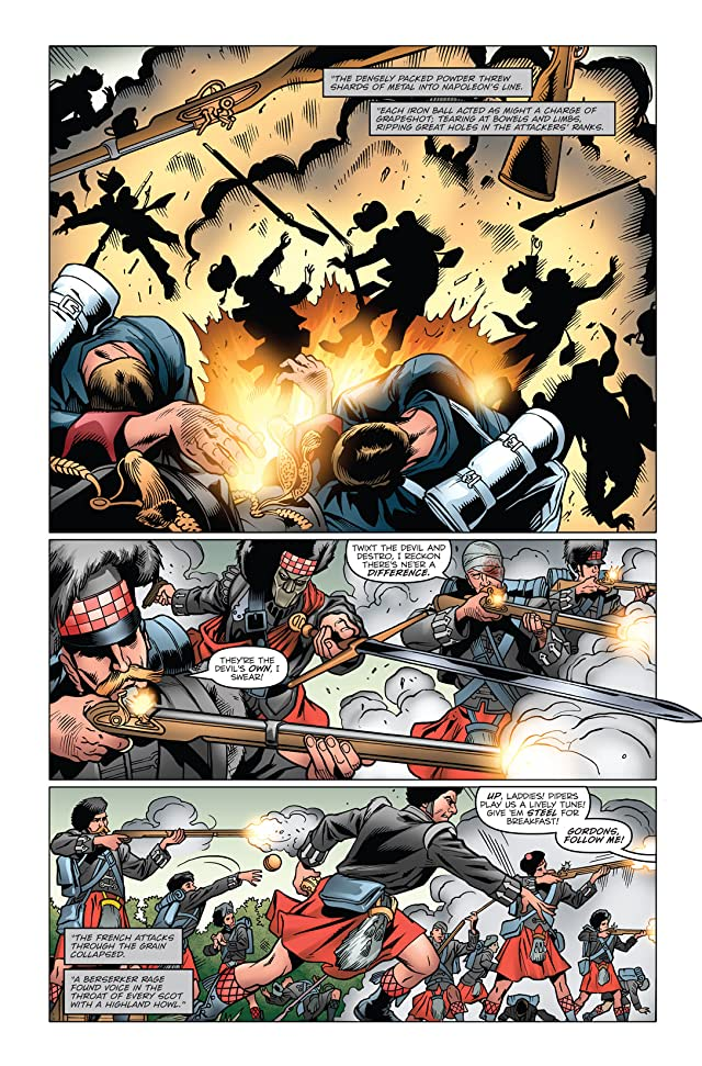 click for super-sized previews of G.I. Joe #19