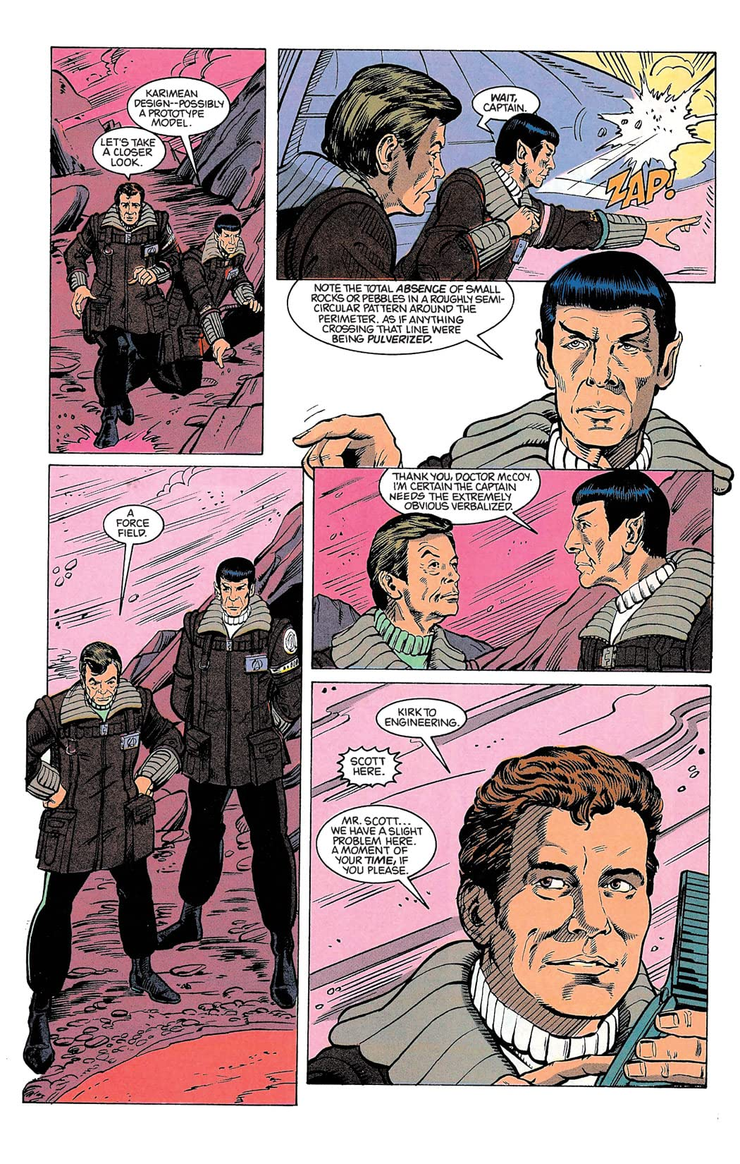 Star Trek Archives: The Best of Peter David #2