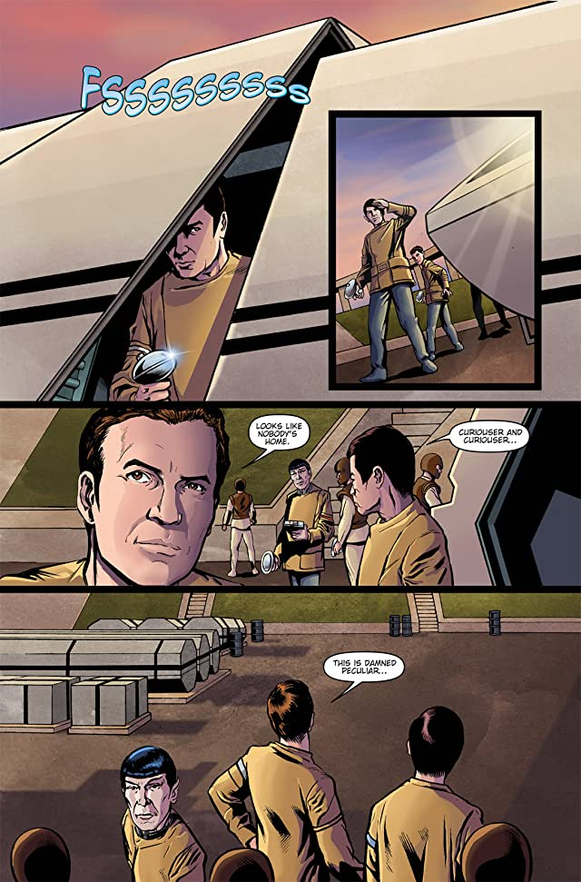 Star Trek: Infestation #1