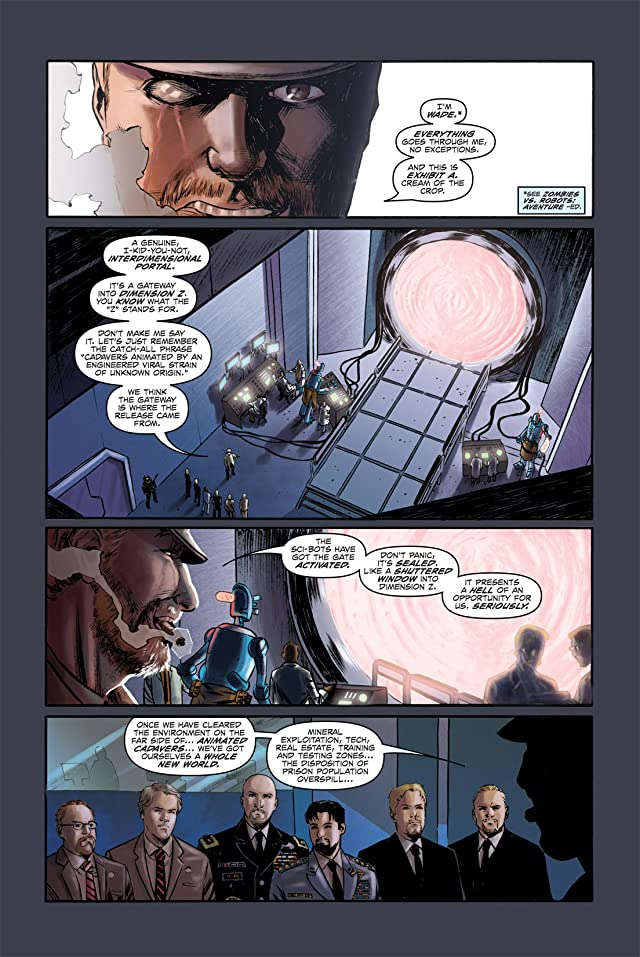 click for super-sized previews of Infestation #1