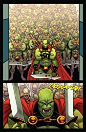 Warlord of Mars #9