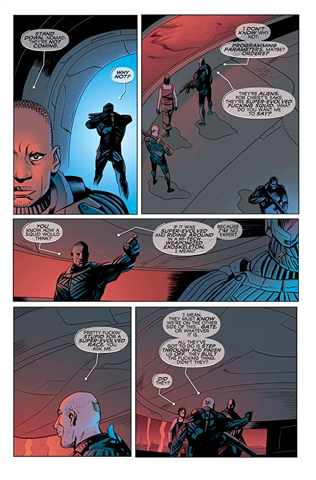 click for super-sized previews of Crysis #4 (of 6)