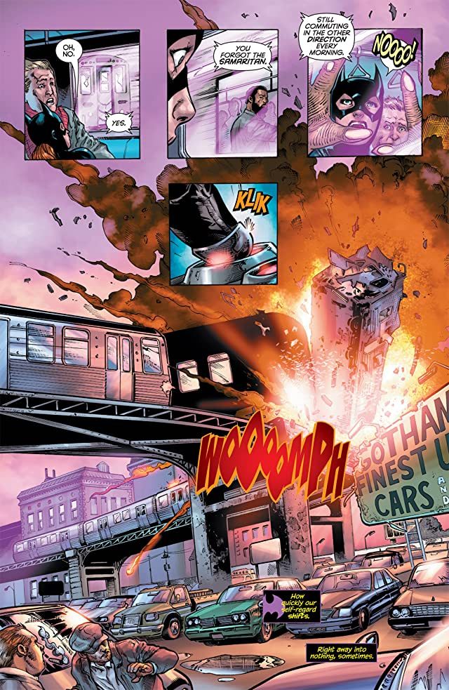 click for super-sized previews of Batgirl (2011-) #3
