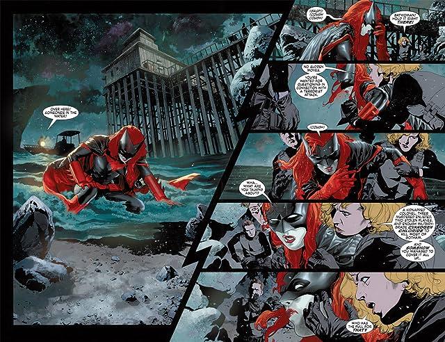 Batwoman (2011-2015) #3