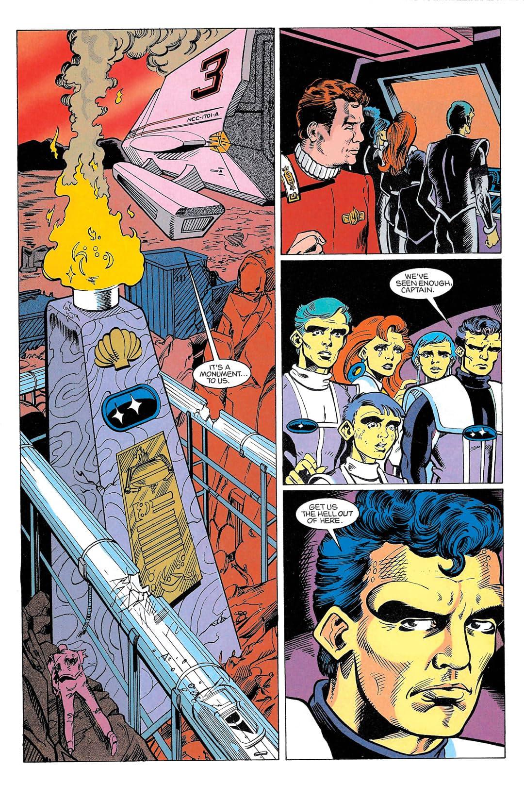Star Trek Archives: The Best of Peter David #4