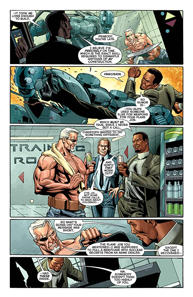 click for super-sized previews of Deathstroke (2011-2013) #3
