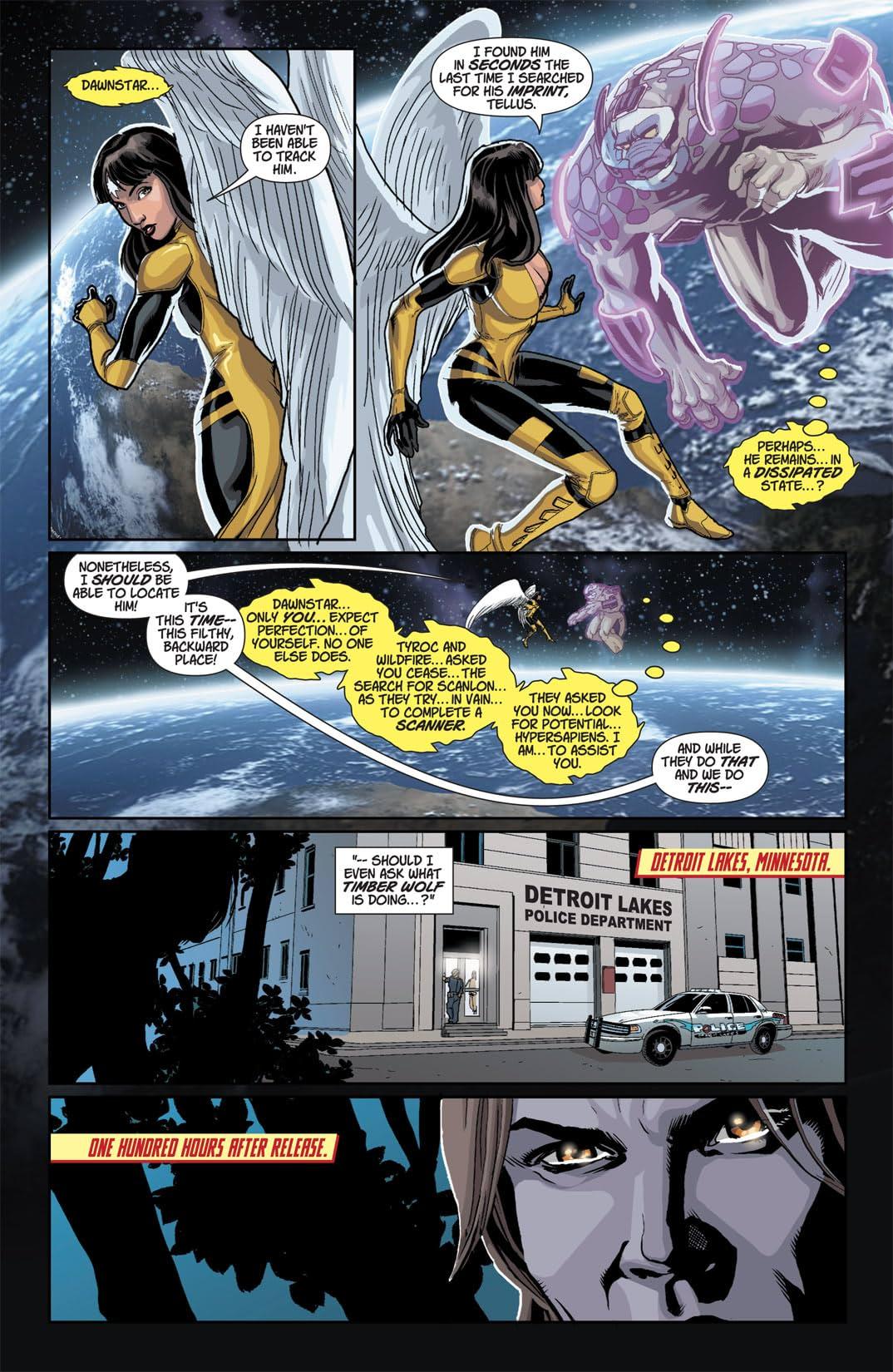 Legion Lost (2011-2013) #3