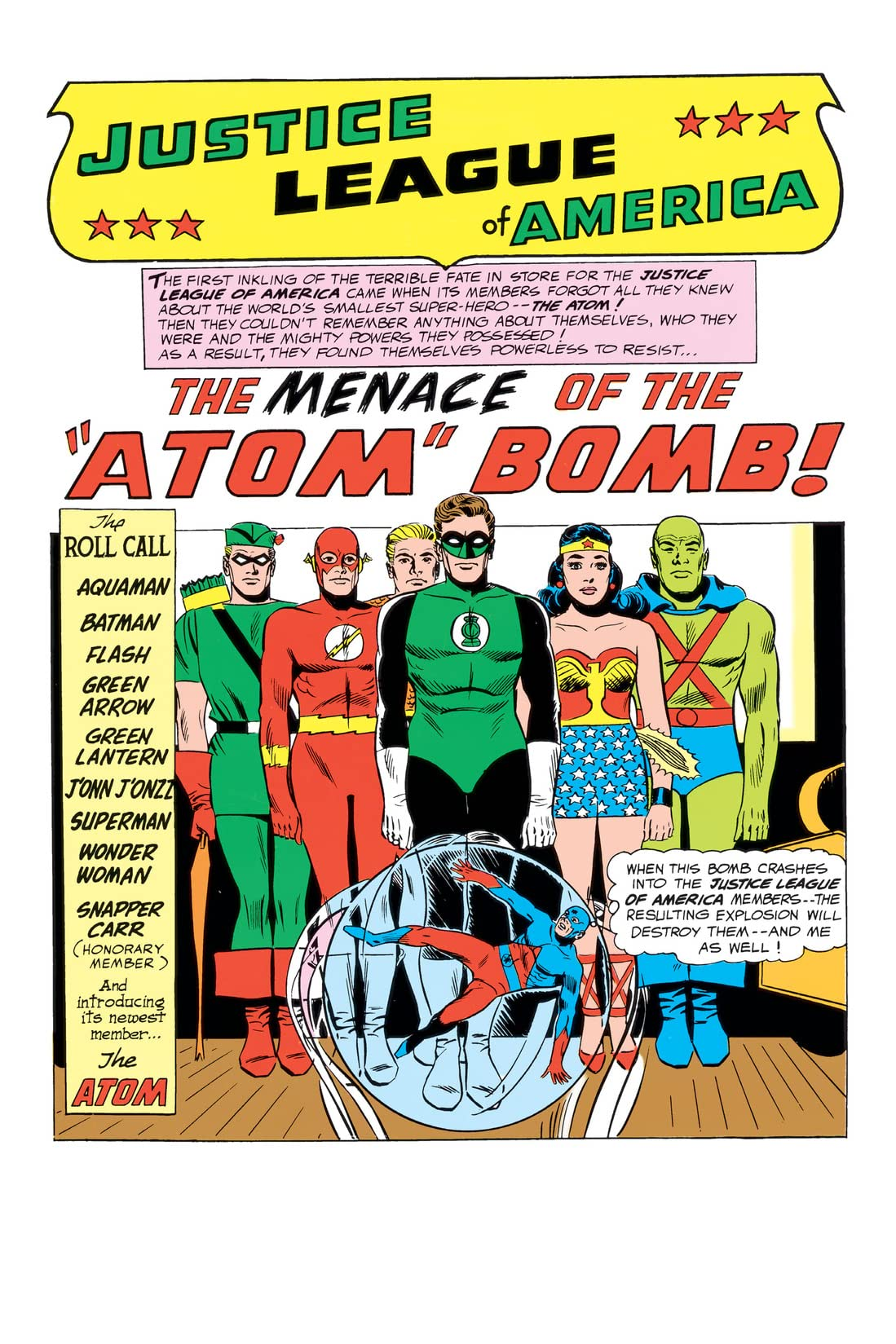 Justice League of America (1960-1987) #14