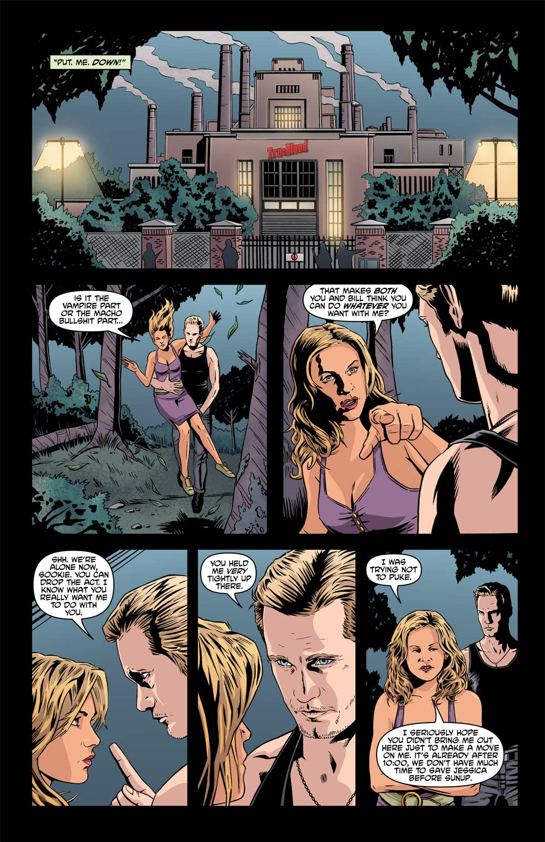 True Blood: Tainted Love #4