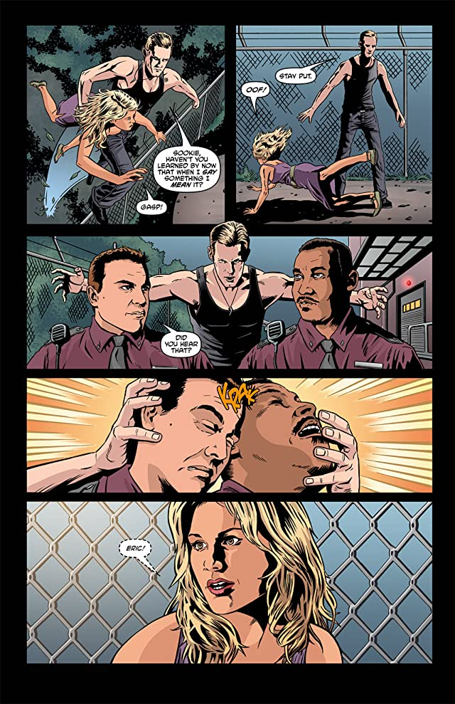 click for super-sized previews of True Blood: Tainted Love #4