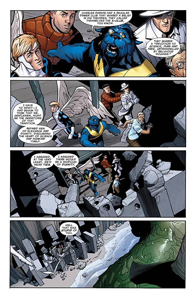 click for super-sized previews of Uncanny X-Men (1963-2011) #507