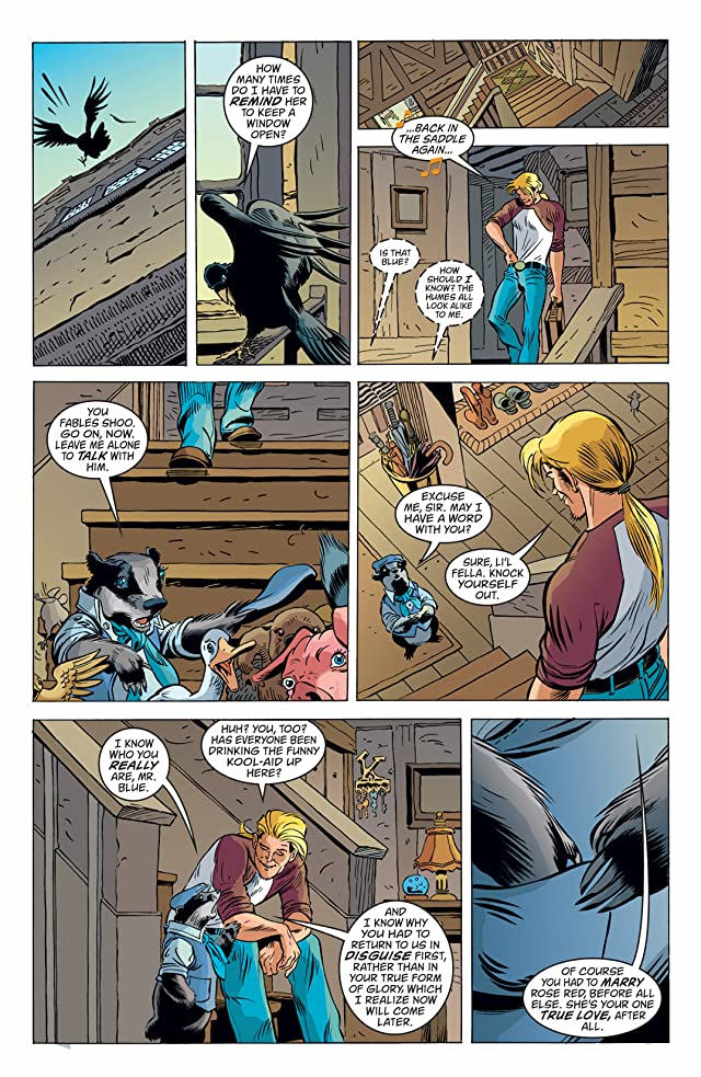 Fables #84