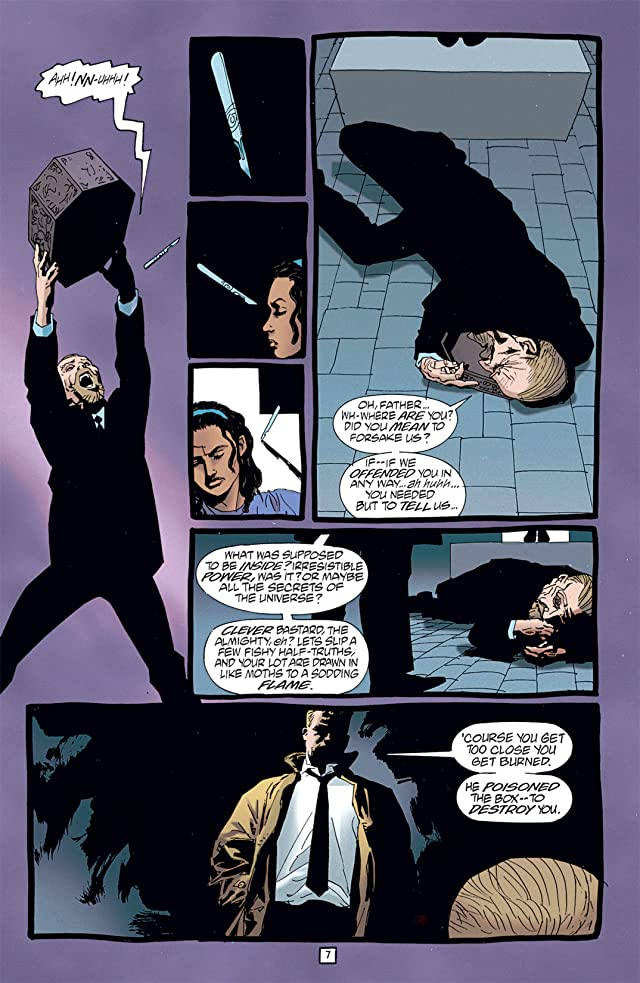 Hellblazer #114