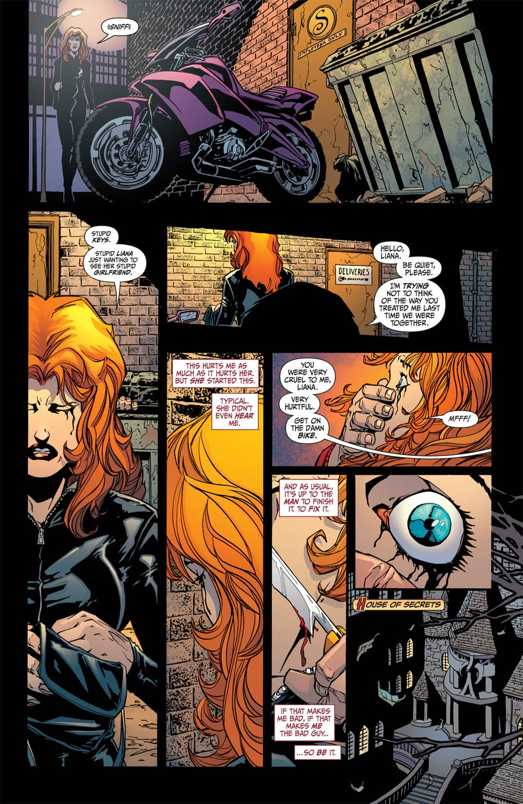 Secret Six (2008-2011) #31