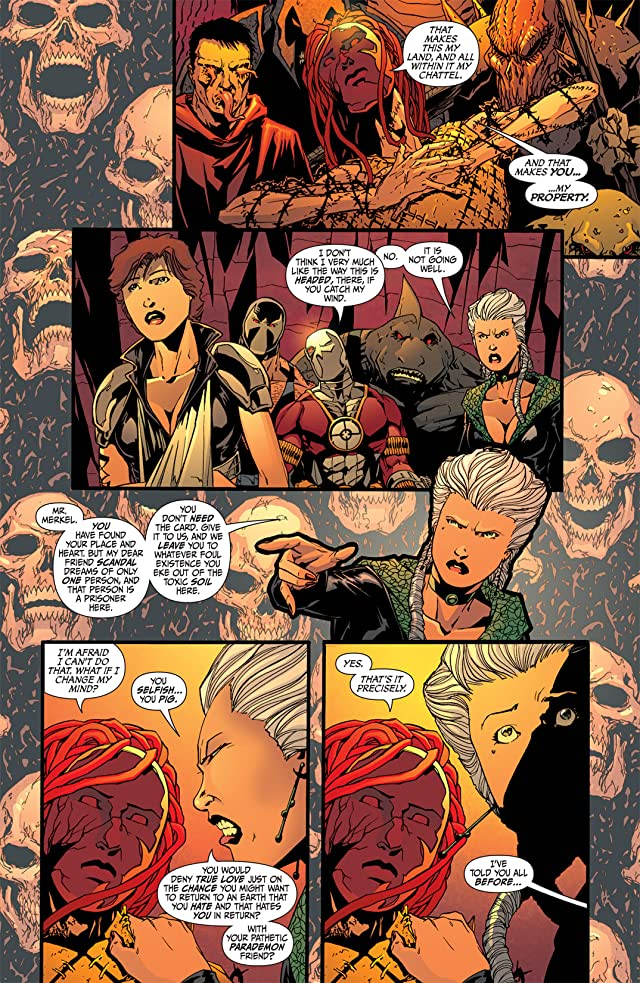 click for super-sized previews of Secret Six (2008-2011) #32