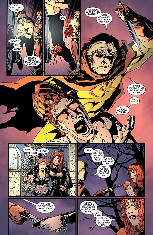 click for super-sized previews of Secret Six (2008-2011) #34