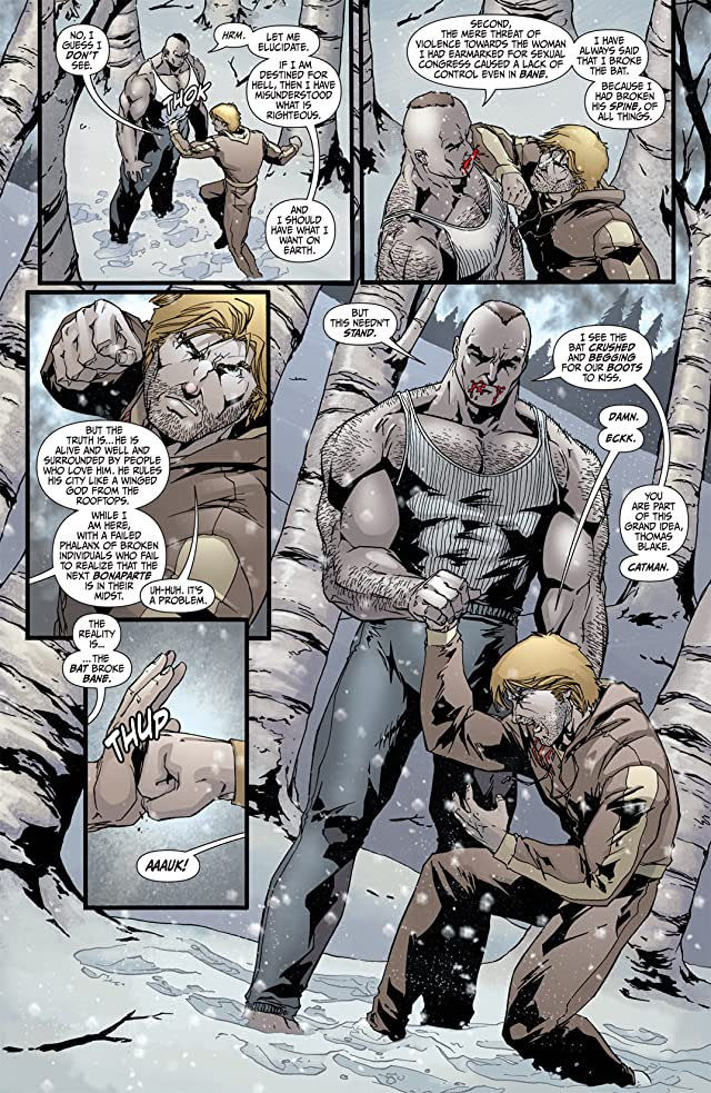 click for super-sized previews of Secret Six (2008-2011) #35