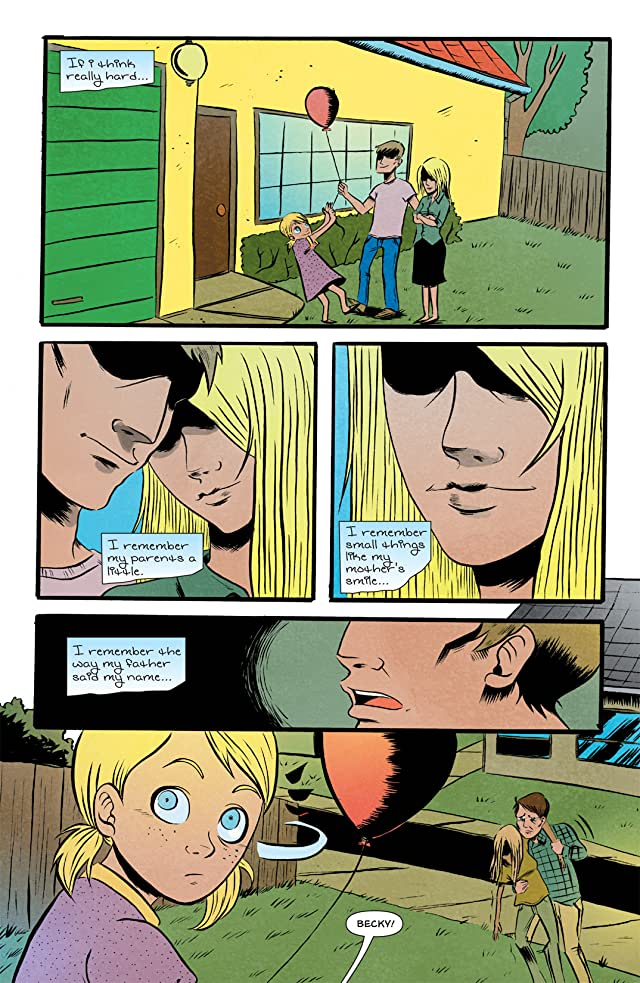 click for super-sized previews of Sweet Tooth #19