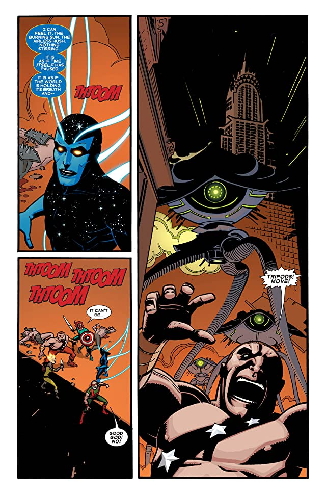 Guardians of the Galaxy (2008-2010) #18