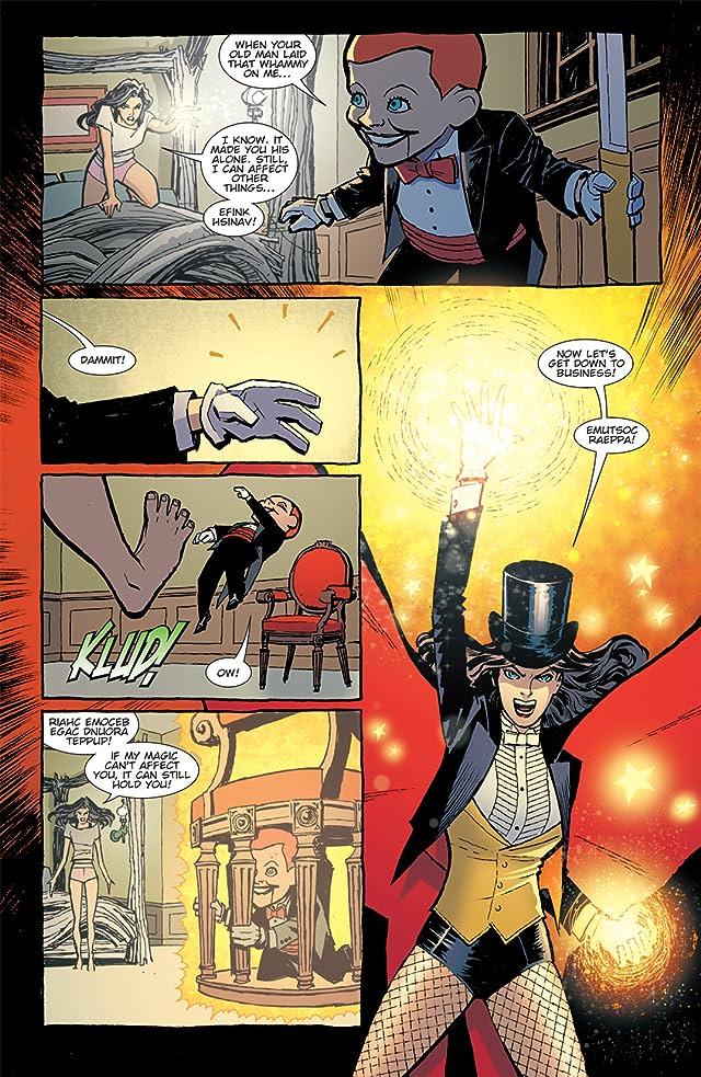 click for super-sized previews of Zatanna (2010-2011) #9