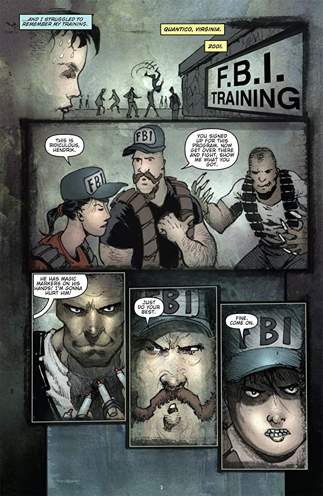click for super-sized previews of 30 Days of Night: Ongoing #2