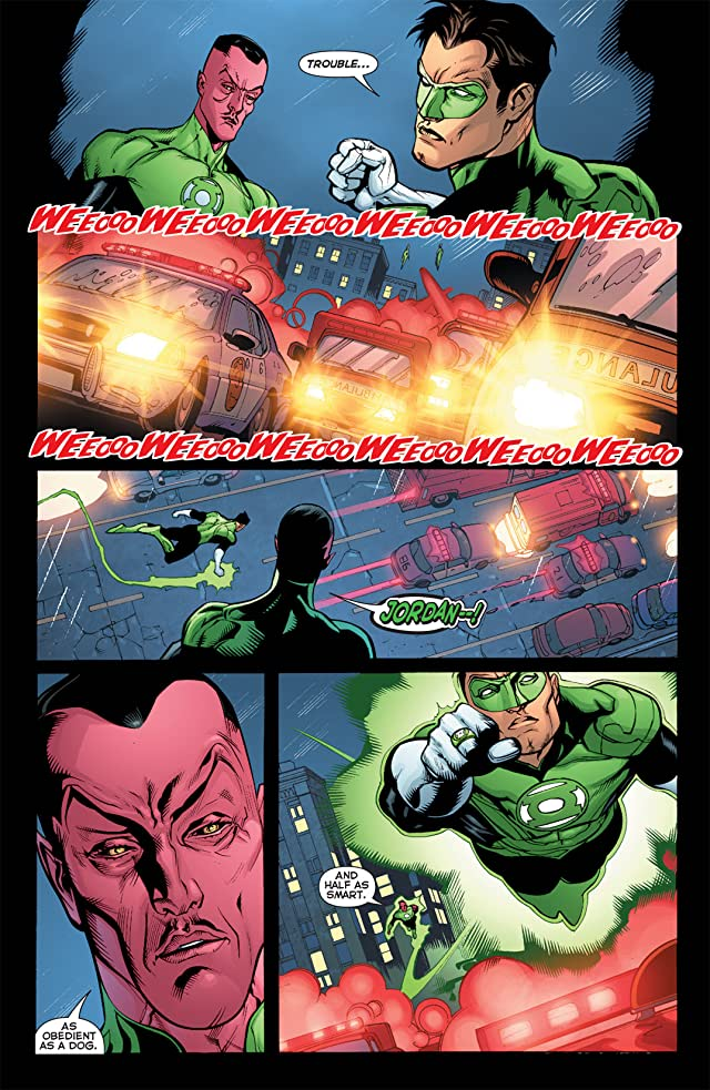 click for super-sized previews of Green Lantern (2011-) #2
